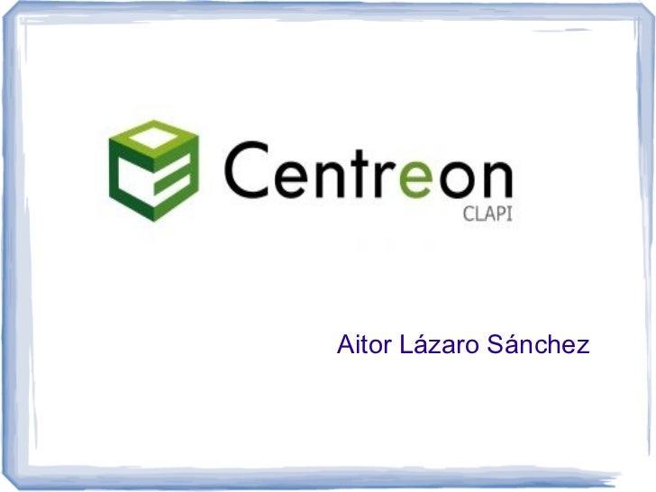 Aitor Lázaro Sánchez
