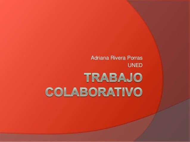 Adriana Rivera Porras UNED