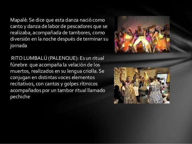 Bullerengue: Este baile es realizado sólo por mujeres. Cuenta la historia que es uno de los bailes en los cuales se enfati...