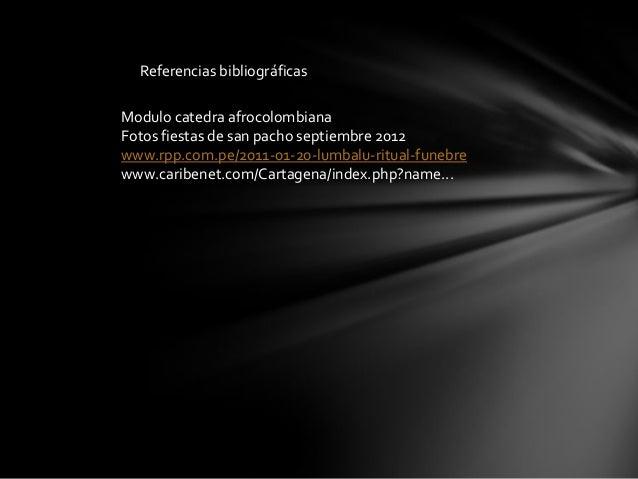 Trabajo colaborativo 3 catedra de estudios afrocolombianos