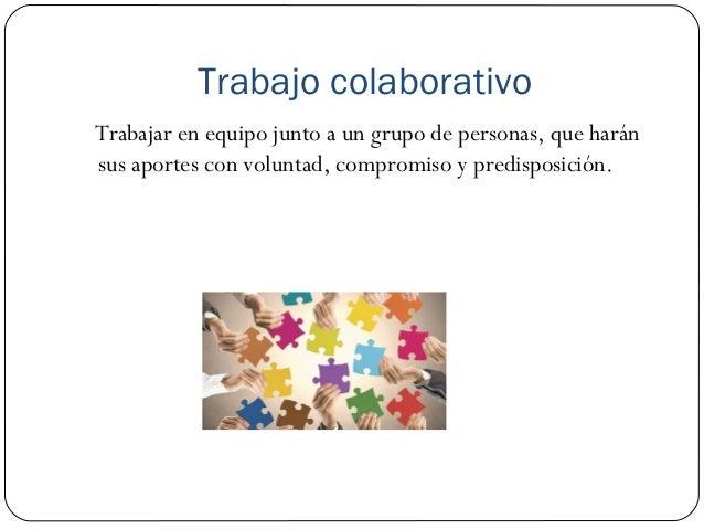 Trabajo colaborativo aula_737 Slide 2