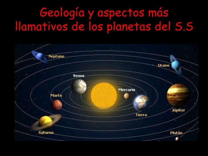 Trabajo completo 1 - Caracteristicas de los planetas interiores ...