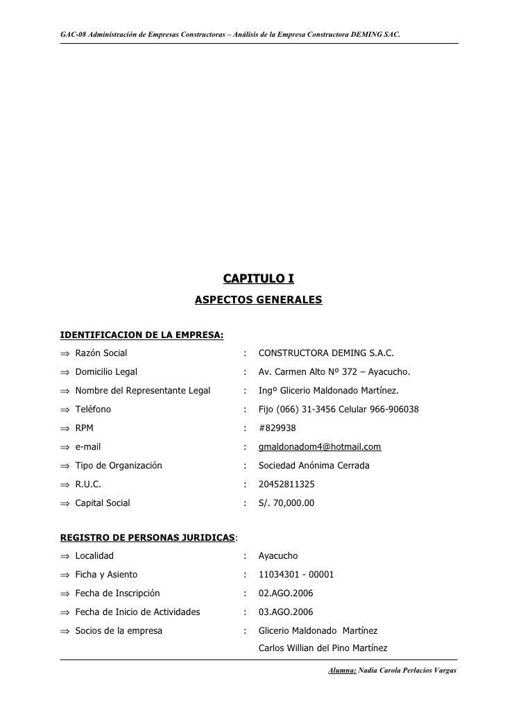 Tipos de empresas constructoras en bolivia prestamos for Empresas constructoras