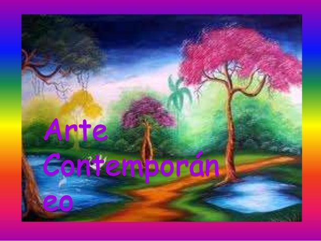 Trabajo De Arte Contemporaneo 10 2