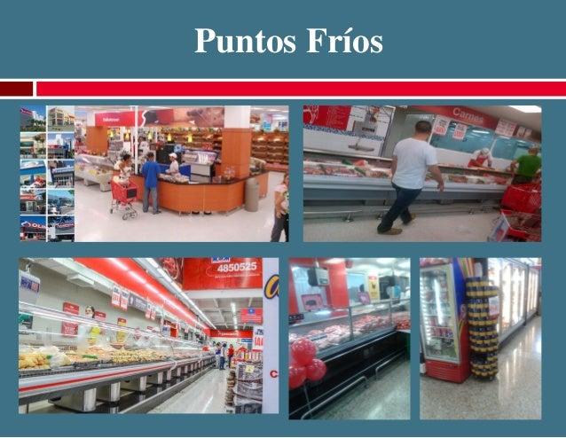 Trabajo De Campo De Supermercados Olimpica