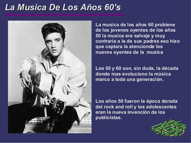 M sica a os sesenta - Musica anos 50 americana ...
