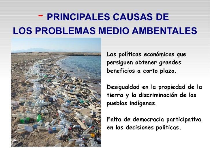 Trabajo desarrollo sostenible Slide 3