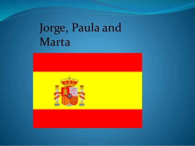 Jorge, Paula and Marta