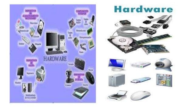 Hardware y software for Elementos de hardware