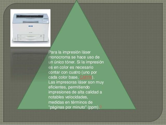 Dado que las impresoras láser son de por sí más caras que las de inyección de tinta, para que su compra resulte recomentab...