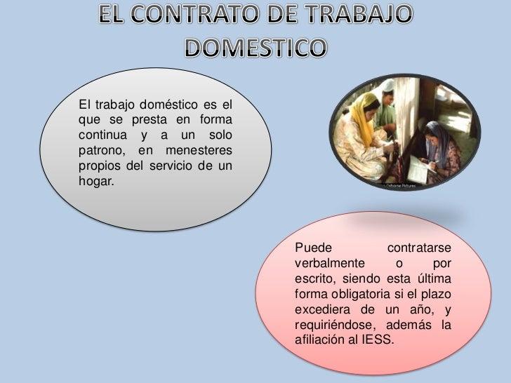 Contratos De Trabajo Por Carmen Lopez