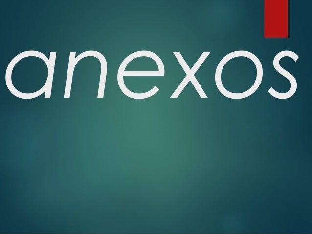 anexos