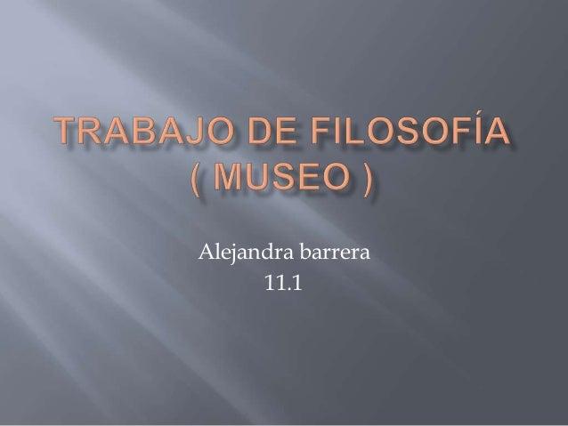 Alejandra barrera      11.1