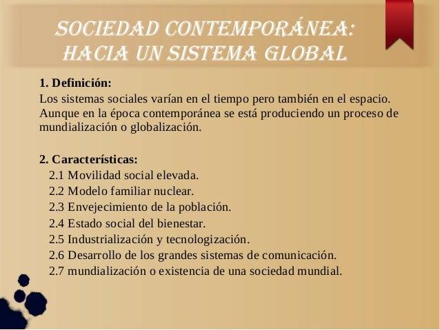 Trabajo de filosof a lefi for Definicion de contemporanea