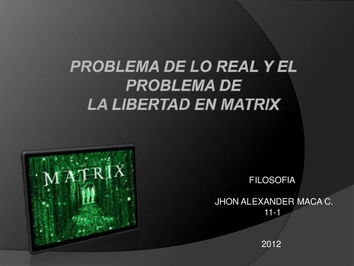 FILOSOFIAJHON ALEXANDER MACA C.         11-1        2012