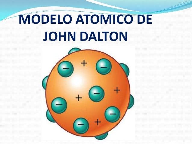 Modelo atomico de dalton y sus caracteristicas yahoo dating 3