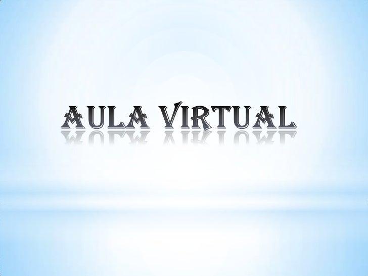 aula virtual y correo institucional Slide 2