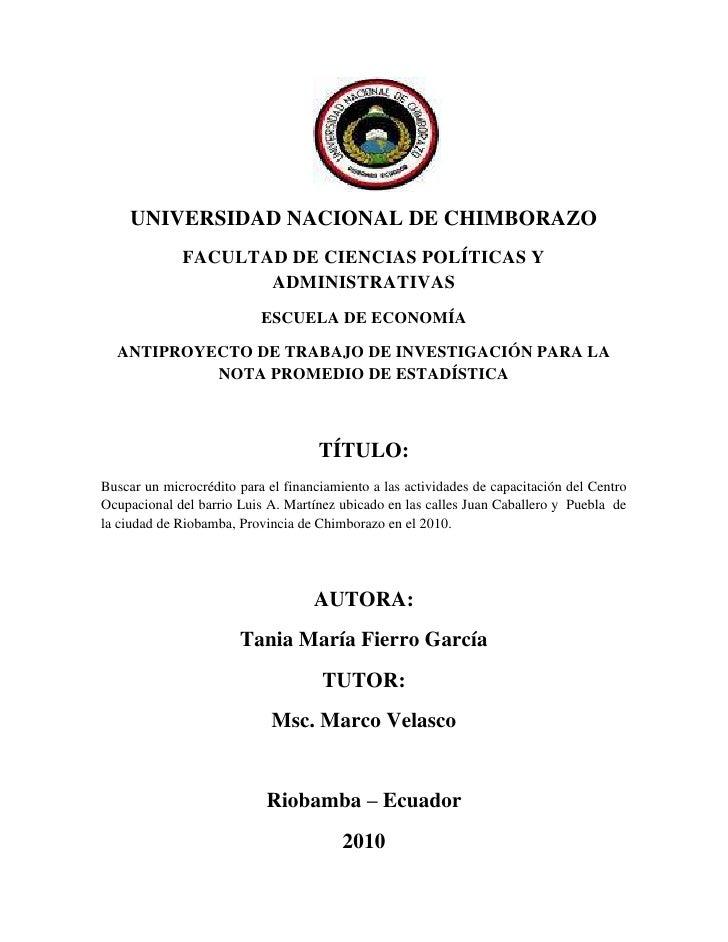 2267331-73177<br />UNIVERSIDAD NACIONAL DE CHIMBORAZO<br />FACULTAD DE CIENCIAS POLÍTICAS Y ADMINISTRATIVAS<br />ESCUELA D...