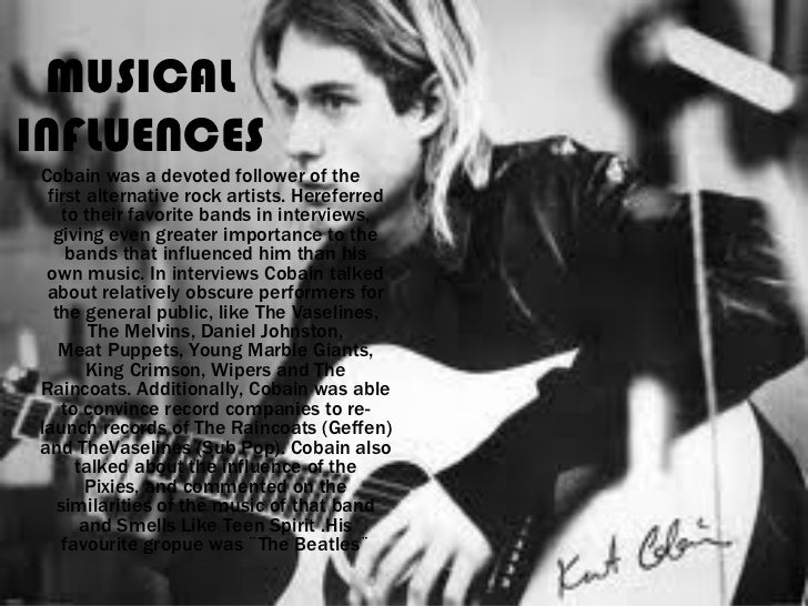a biography of kurt cobain Kurt cobain, in full kurt donald cobain, (born february 20, 1967, aberdeen,  washington, us—died april 5, 1994, seattle, washington),.