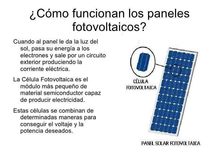 Trabajo De La Energa Fotovoltaica Victor Macarena