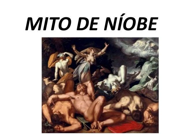 MITO DE NÍOBE