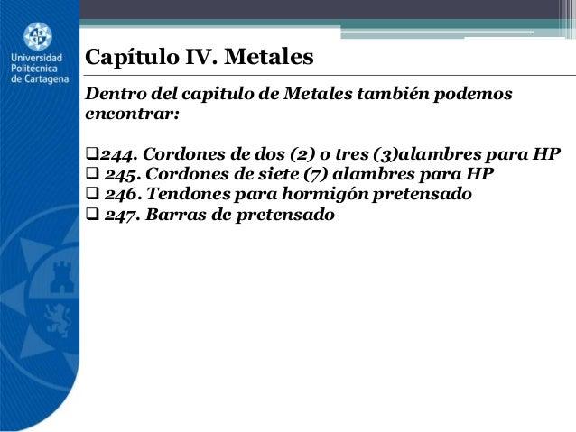 Normativa pg3 - Normativa detectores de metales ...