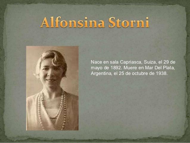 Nace en sala Capriasca, Suiza, el 29 demayo de 1892. Muere en Mar Del Plata,Argentina, el 25 de octubre de 1938.