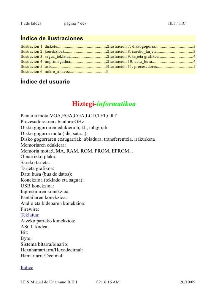 1 cde taldea                    página 7 de7                                                                  IKT / TIC   ...
