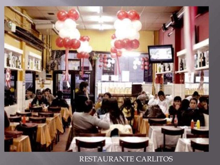 Restaurante Mariscos