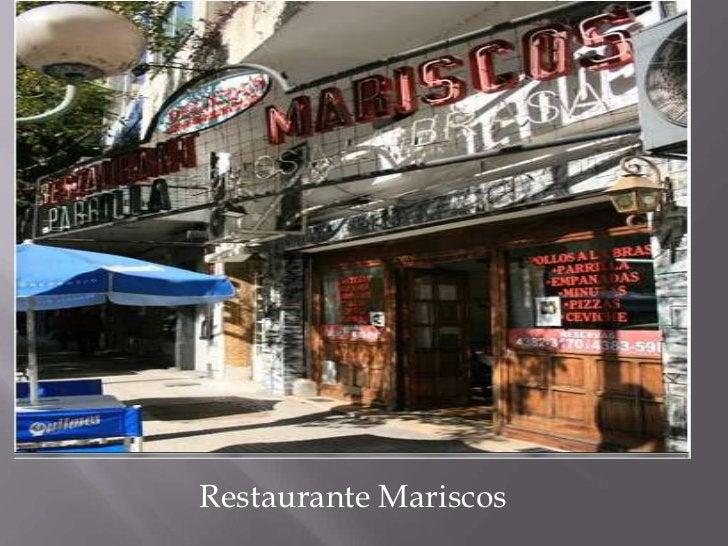 Restaurantes enBs.As