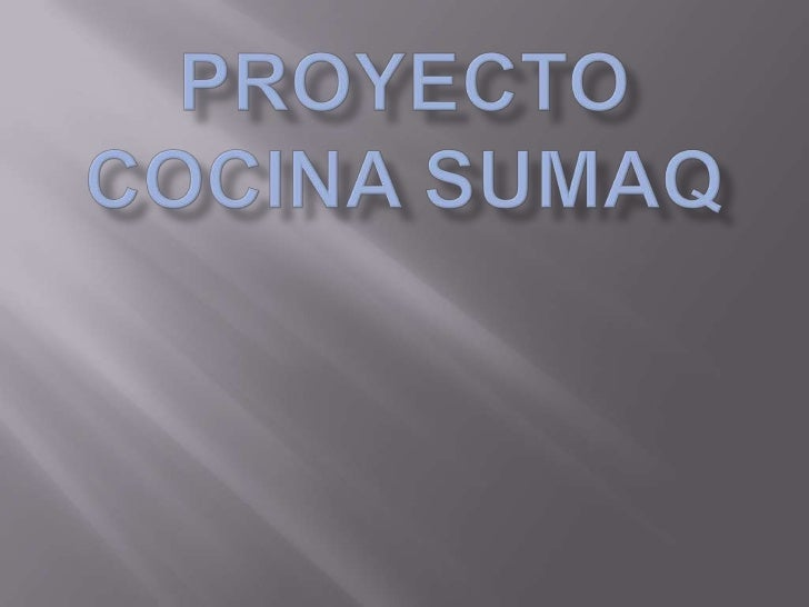 ¿En qué consiste esteproyecto? Guía de restaurantesperuanos en Buenos Aires.