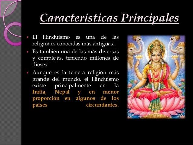 Trabajo de religi n - Principios del hinduismo ...
