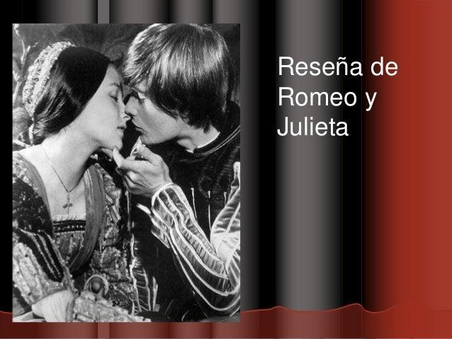 Reseña de Romeo y Julieta