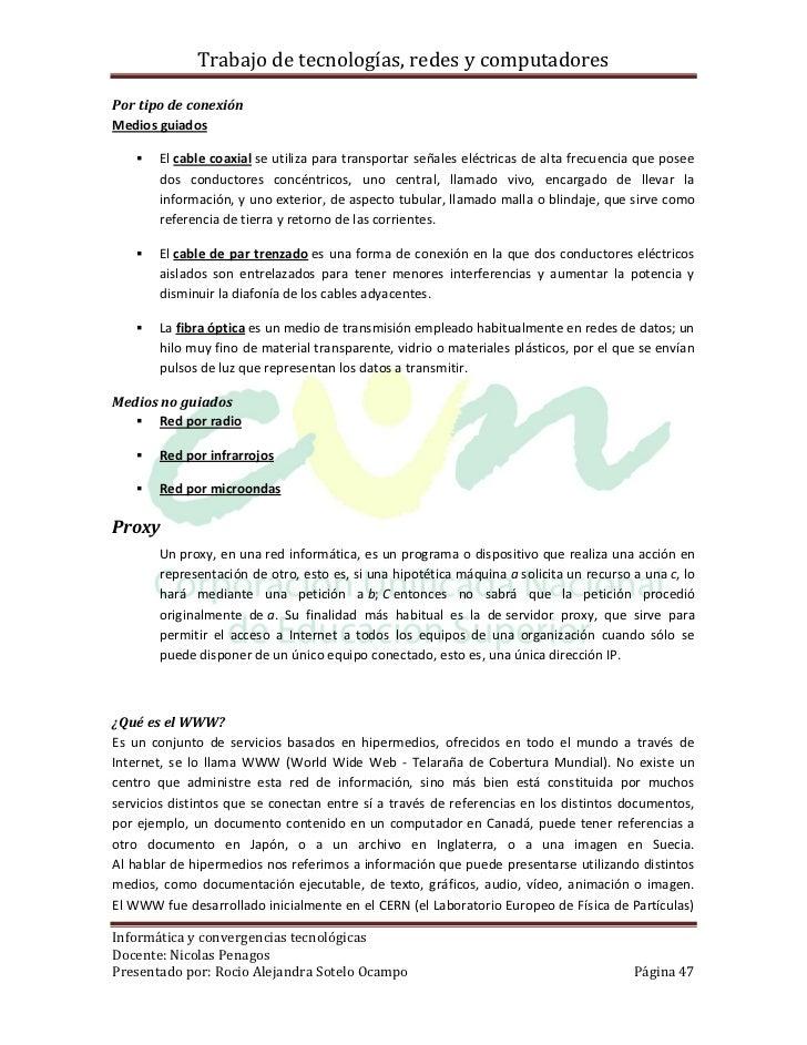 Trabajo de tecnologas compeltt pdf..