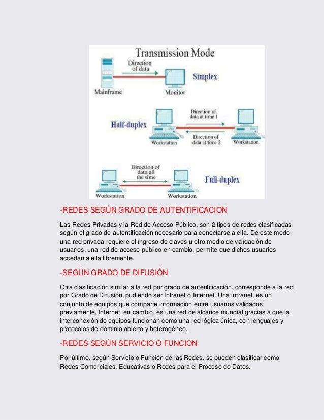 -REDES SEGÚN GRADO DE AUTENTIFICACION  Las Redes Privadas y la Red de Acceso Público, son 2 tipos de redes clasificadas  s...
