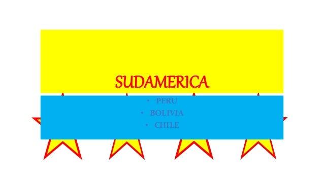 SUDAMERICA • PERU • BOLIVIA • CHILE