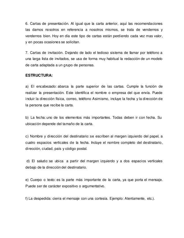 documentos informativo carta , memorandum,oficio,vitacora,curriculum …