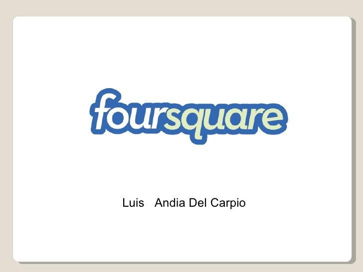 Luis  Andia Del Carpio