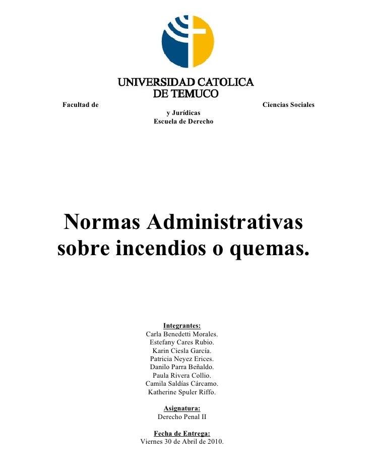 Facultad de                                  Ciencias Sociales                       y Jurídicas                   Escuela...