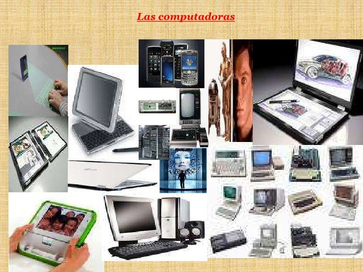 Las computadoras <br />Las tecnologías de esta generación ya han sido desarrolla das o están en ese proceso. Algunas de el...