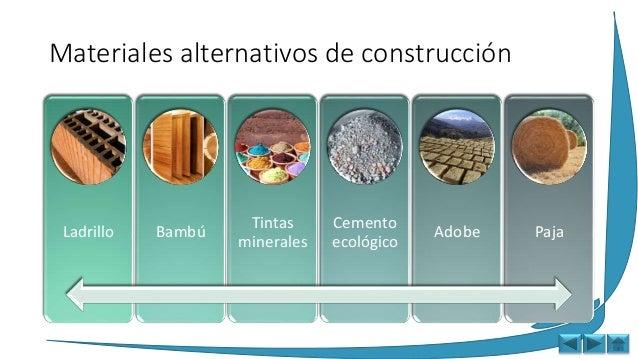 Materiales de construcci n alternativos - Materiales termicos para construccion ...