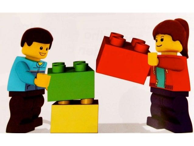 Trabajo en equipo con Lego Serious Play