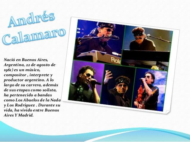 Nació en Buenos Aires, Argentina, 22 de agosto de 1961) es un músico, compositor , interprete y productor argentino. A lo ...