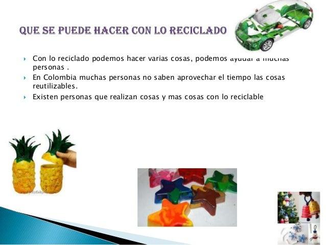    En materia ambiental, Colombia cuenta con una legislación mas desarrollada    y mejor concebida, con una serie de norm...