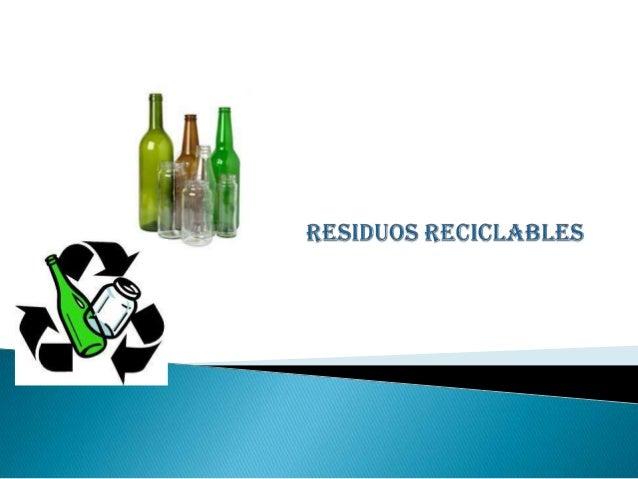    En el gremio de los recicladores, existe un bajo nivel de conocimiento    respecto del manejo adecuado, procesos de tr...