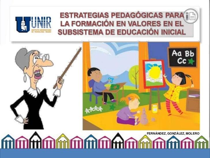 FERNÁNDEZ, GONZÁLEZ, MOLERO