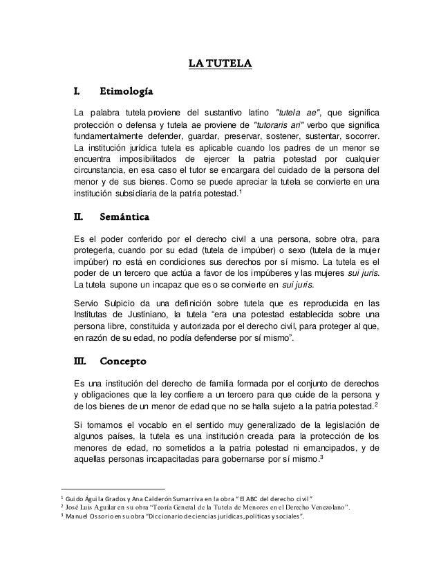 Matrimonio En El Derecho Romano Utpl : La tutela en el derecho romano