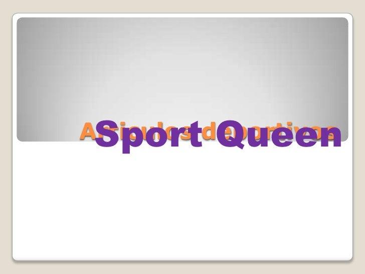 Sport QueenArticulos deportivos