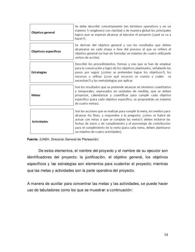Administración por objetivos uaeh