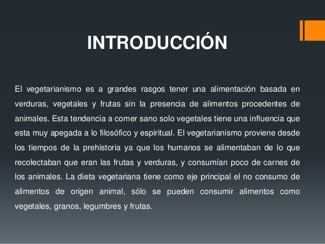 Conociendo el vegetarianismo for Introduccion a la gastronomia pdf